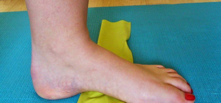 Ćwiczenia stóp dla dzieci