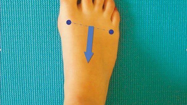 Ćwiczenia stóp – krótka stopa – ćwiczenia na płaskostopie